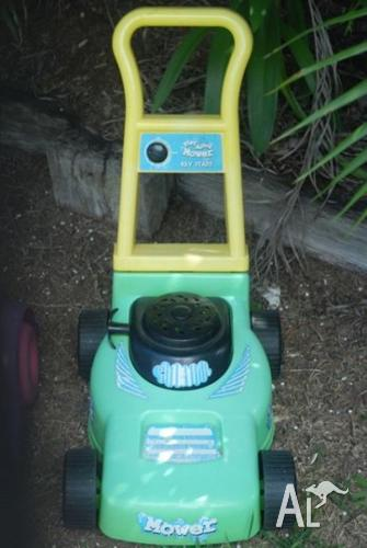 Toy mower used condition