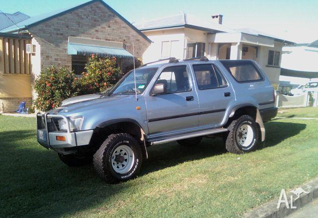 toyota 4 runner 1994 for sale in murwillumbah new south. Black Bedroom Furniture Sets. Home Design Ideas