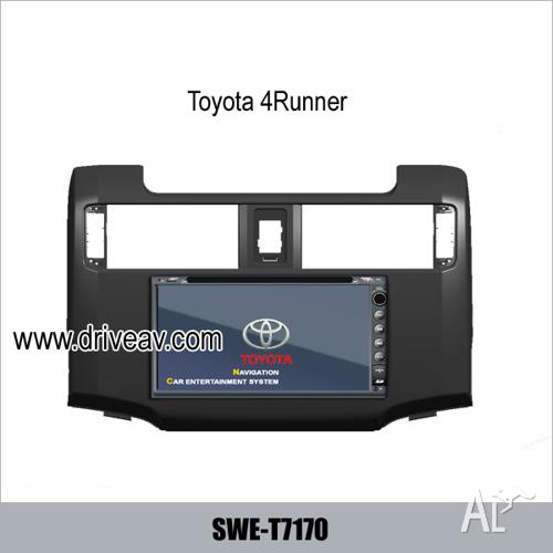 dvd player for toyota 4runner. Black Bedroom Furniture Sets. Home Design Ideas
