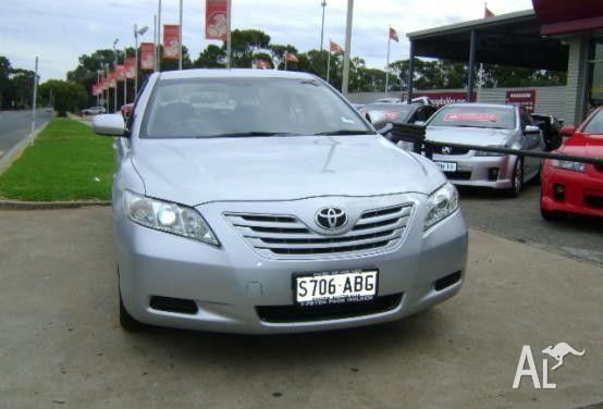 Toyota Camry Altise Acv40r 2007 For Sale In Elizabeth  South Australia Classified