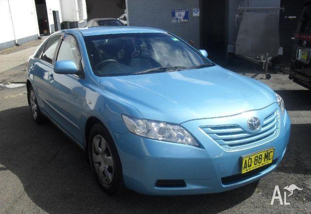 Toyota Camry Altise Acv40r 2007 For Sale In Lidcombe  New South Wales Classified