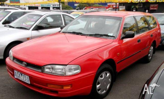toyota camry csi sxv10 1996 for sale in ringwood victoria. Black Bedroom Furniture Sets. Home Design Ideas