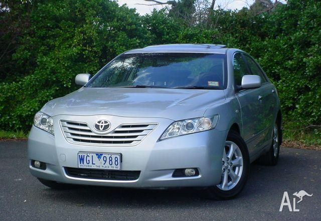 toyota camry grande acv40r 2007 for sale in footscray victoria classified. Black Bedroom Furniture Sets. Home Design Ideas