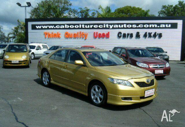 toyota camry sportivo acv40r 2006 for sale in morayfield queensland classified. Black Bedroom Furniture Sets. Home Design Ideas