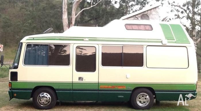 Toyota Coaster Delux For Sale In Douglas Queensland
