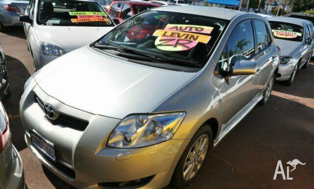 TOYOTA Corolla Levin ZR ZRE152R  2008