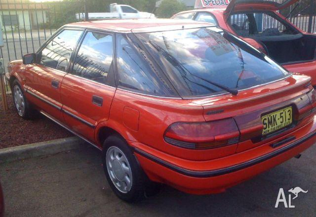 Central Auto Sales >> TOYOTA COROLLA ULTIMA SECA AE93 1992 for Sale in KINGSWOOD, New South Wales Classified ...