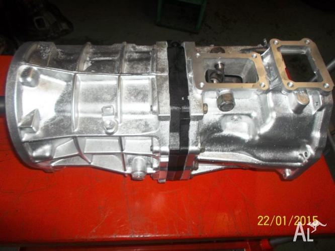 TOYOTA HILUX KUN 26 4WD GEARBOX RECONDITIONED