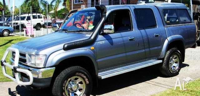 Toyota Hilux Sr5 4x4 Ln167r 1998 For Sale In Deagon