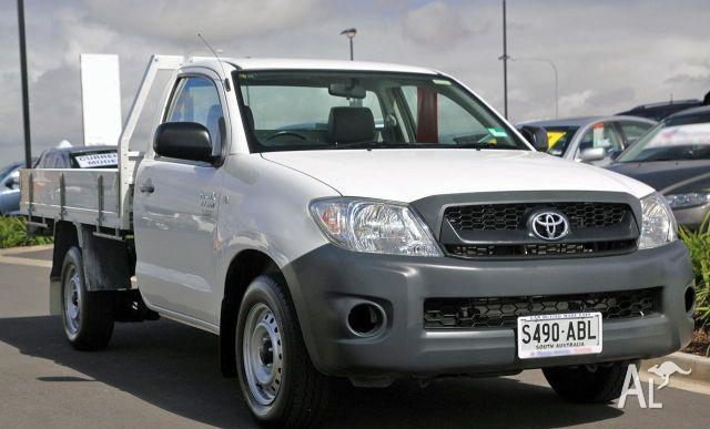 Toyota Hilux Workmate Tgn16r My09 2009 For Sale In Para Hills West