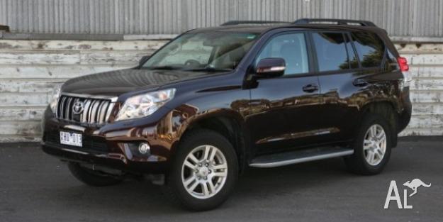 ^^^Toyota LandCruiser Prado^^^