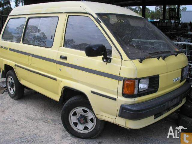 Toyota Lite Ace in TINGALPA, Queensland for sale