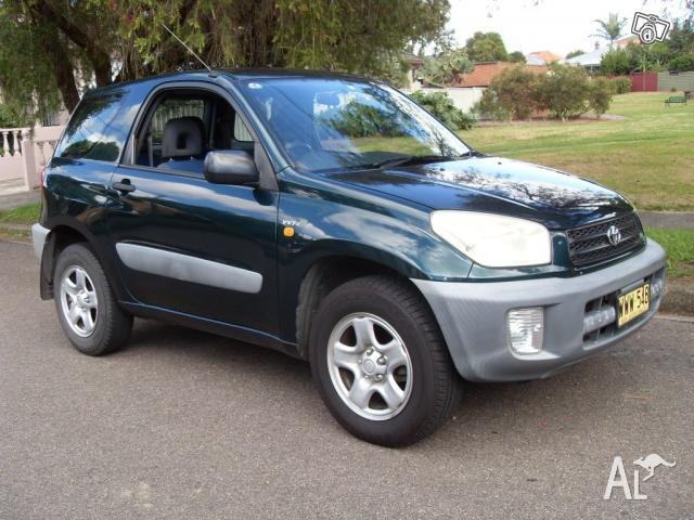 toyota rav 4 auto 3 door 128kms 00 for sale in leichhardt new south wales classified australialisted com leichhardt