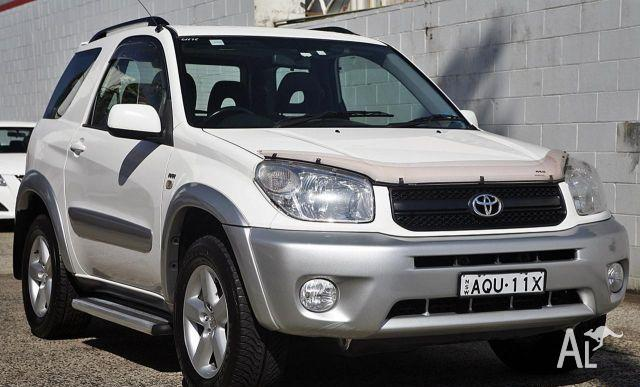 toyota rav4 cruiser aca22r 2004 for sale in lidcombe new south wales classified australialisted com toyota rav4 cruiser aca22r 2004 for sale in lidcombe new south wales classified australialisted com