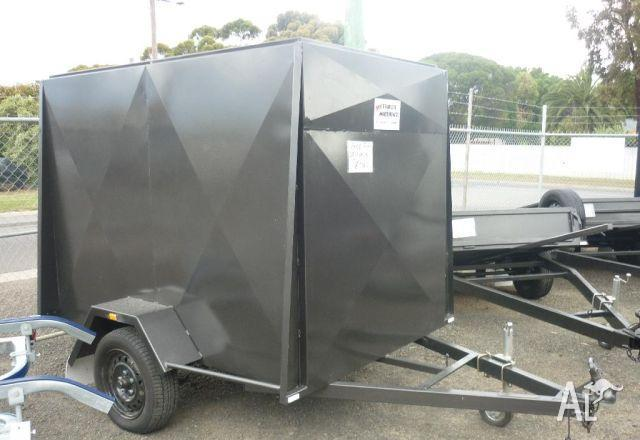 4403482a3a51ef Trailer Van Enclosed 6x4 (all sizes available) for Sale in MOOLAP ...