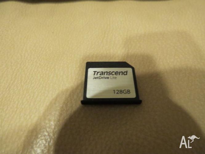 Transend Jetdrive Lite 128GB JDL130 for 13 inch Macbook