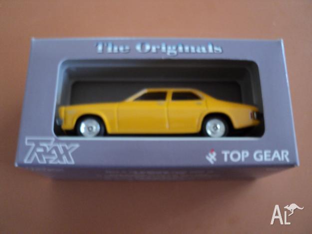 TRAX TR 17C HQ Four door Sedan Lone 0 Ranger Orange