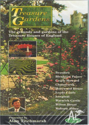 Treasure Gardens - The Grounds and Gardens of the