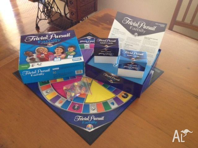 Trivial Pursuit - Family
