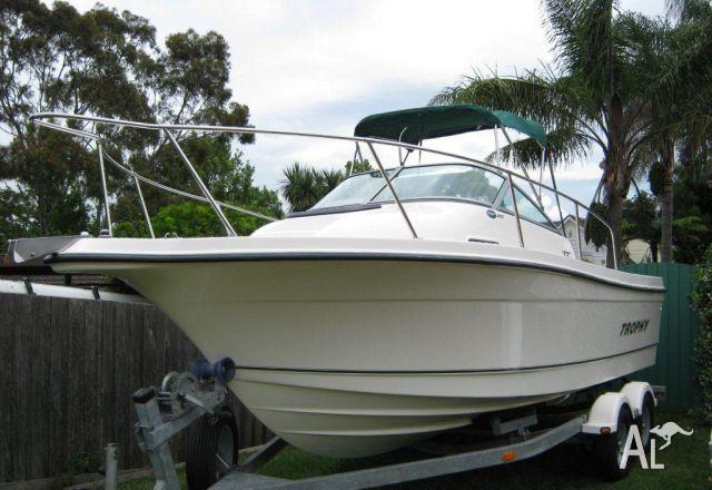 Trophy 2002 wa for sale in mona vale new south wales classified