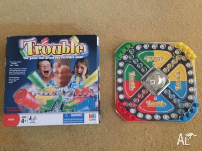 Trouble (in good condition)