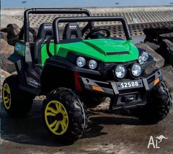 True 24 Volt Beach Buggy Ride on Toy Car for Kids