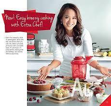tupperware extra chef brand new in packaging