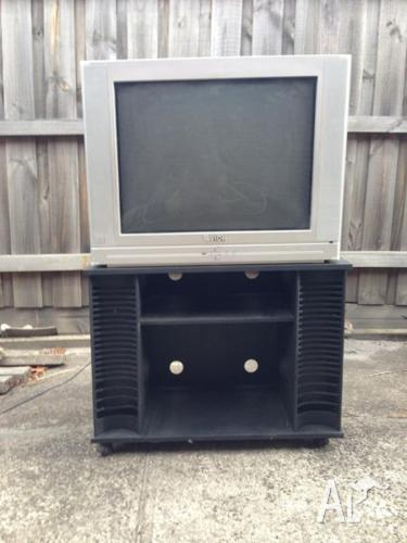 TV and TV unit