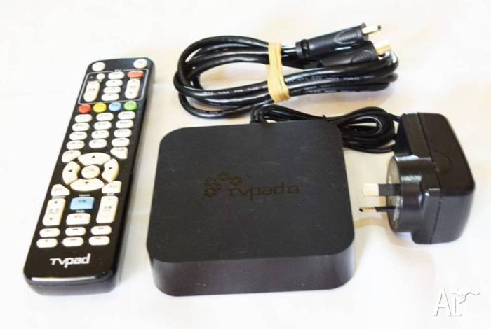 TVpad 2 Black Model # M233 + Remote Controller