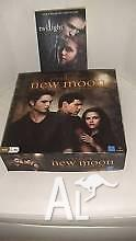 Twilight Board Game and Book