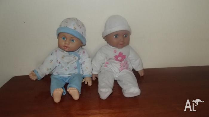 Two Little Dolls