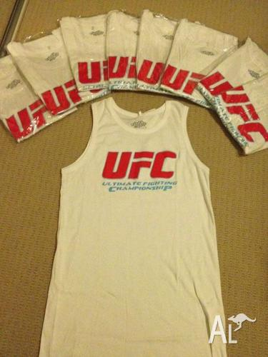 UFC Singlets (Ultimate Fighting Championship) - Brand
