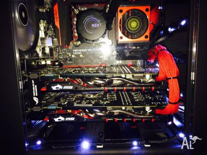 [Ultimate Gaming PC] 6 Months old -- Save $1500 (RRP: