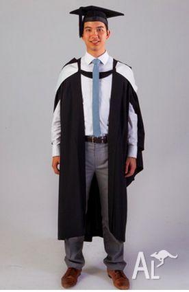 UQ Graduation Academic Gown (GownTown)
