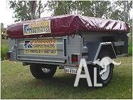 URGENT SALE REQUIRED - OFF ROAD CAMPER TRAILER