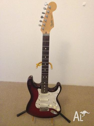 Usa fender strat deluxe plus for sale in gosnells western australia usa fender strat deluxe plus freerunsca Choice Image