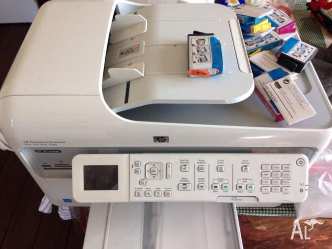 Used 4-in-1 printer