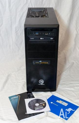 Used AMD Phenom II X6 1055T with Windows 8.1 64bit