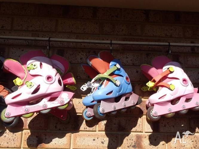 Used Rollerblades for kids