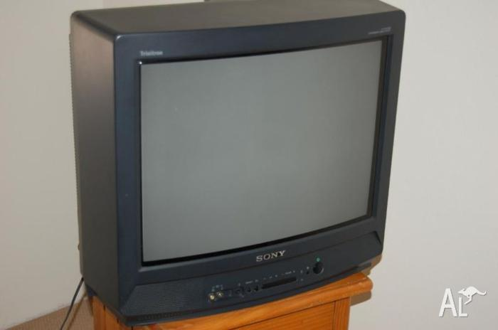Used Sony Trinitron - Analog TV  Excellent Working Condition
