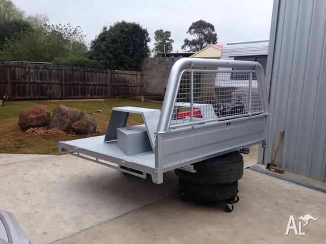 Ute Tray For Sale In Addington Victoria Classified