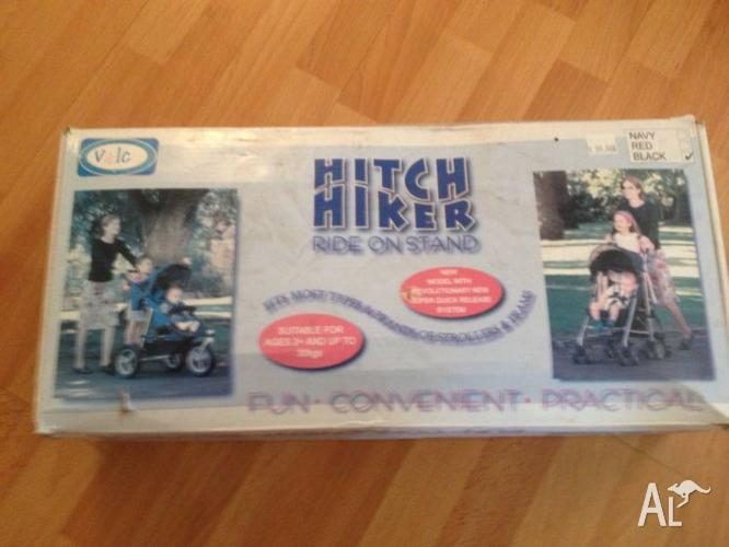 Valco Hitch Hiker (Toddler step pram attachment)