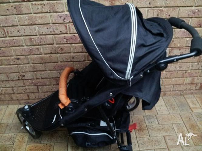Valco Trimode EX with Toddler Seat