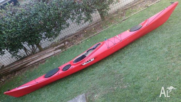 Valley Gemini SP Sea Kayak