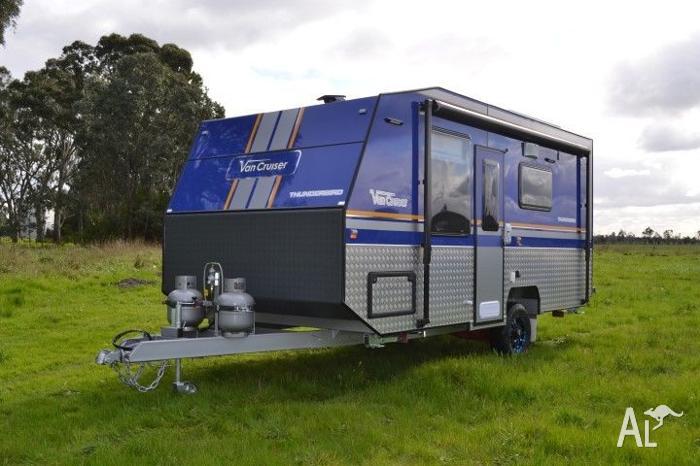 'Van Cruiser Thunderbird 17'10
