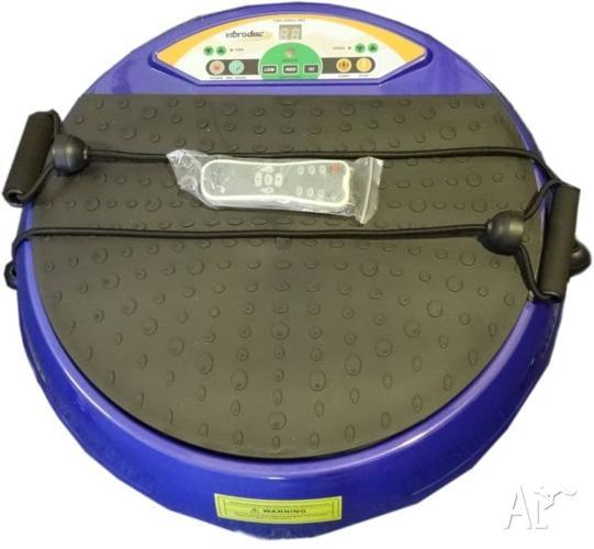 Vibration Machine – Vibrodisc Exercise Platform