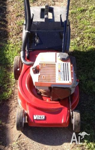 Victa Mower and Catcher-Great Cond-3 Month