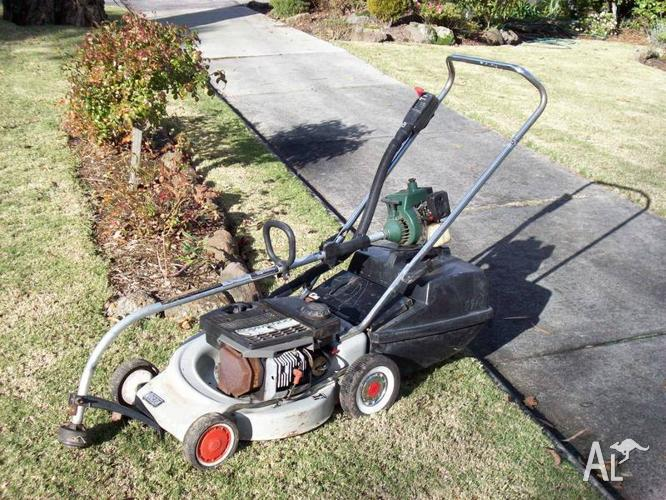 VICTA Mower and Catcher, Reliable Whipper Snipper,Great