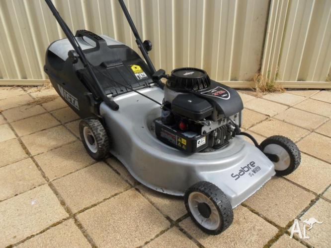 victa sabre  stroke lawn mower  sale  bibaringa south australia classified