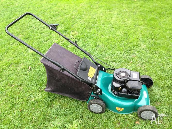 victa sprinter  stroke lawn mower  sale  banyule victoria classified australialistedcom